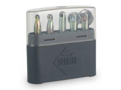 Sada koleček 6+8+10+18+22 mm TS/TR/SPEED PLUS - Rubi