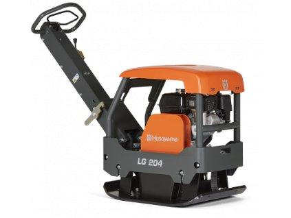 Vibrační deska LG 204 Diesel el. start - Husqvarna