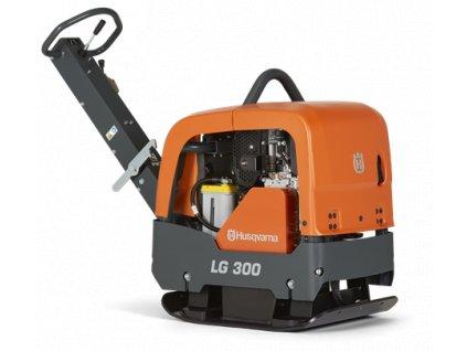 Vibrační deska LG 300 - 500mm Diesel el. start - Husqvarna