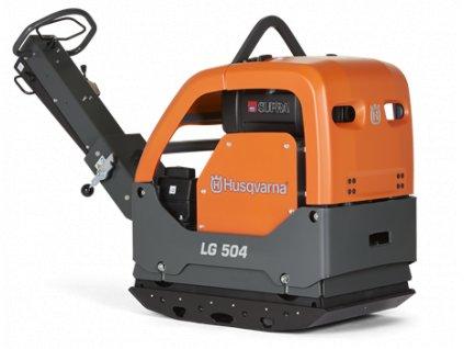Vibrační deska LG 504 - 550mm Diesel el. start - Husqvarna