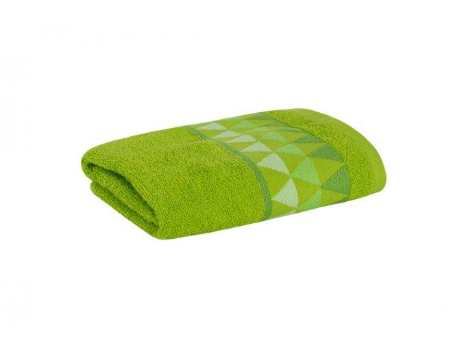 Ručník VERGA zelený