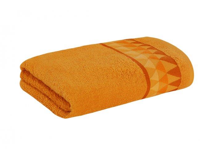 Osuška VERGA oranžová