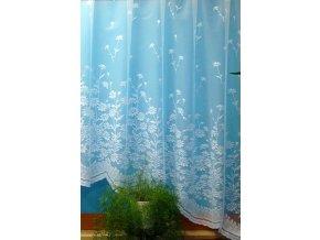 Oblouková záclona PRITA 160x325 cm