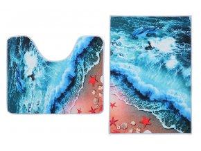 2dílná koupelnová souprava VLNY