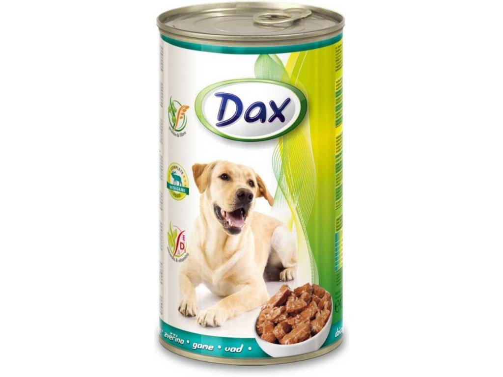 dax zvěřina