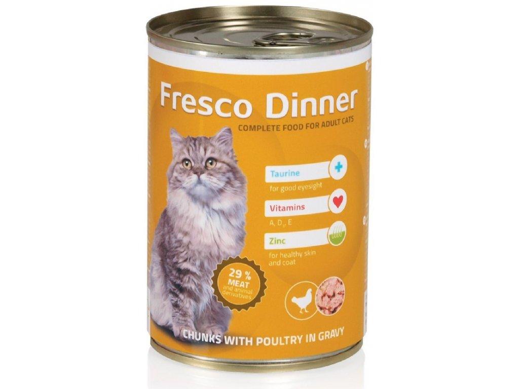 fresco dinner kuře