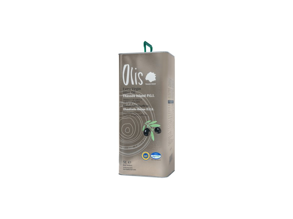 olivový olej 5 l