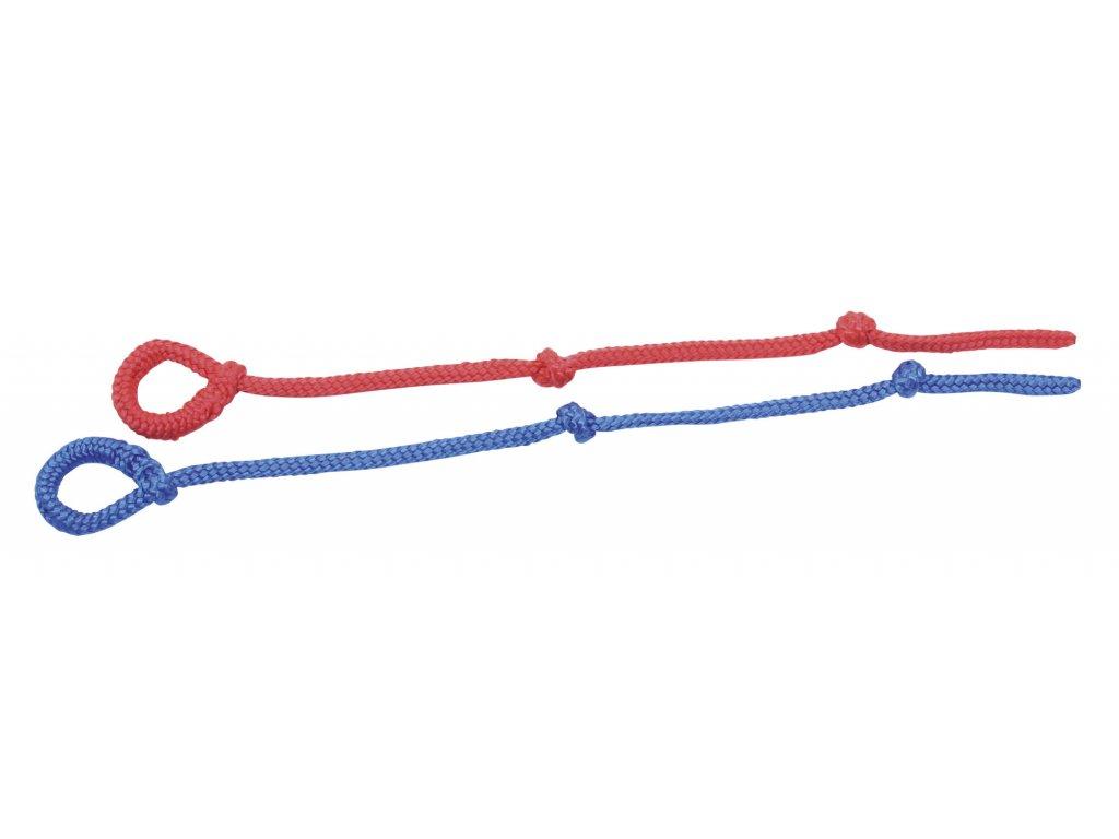 Porodní provazy k porodní páce VINK, Model Bavaria 1047, pár - modré a červené