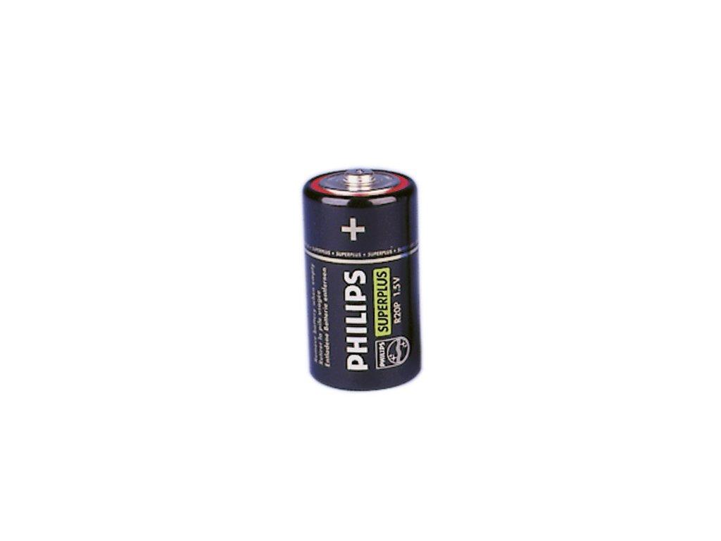 Baterie alkalická, 4ks