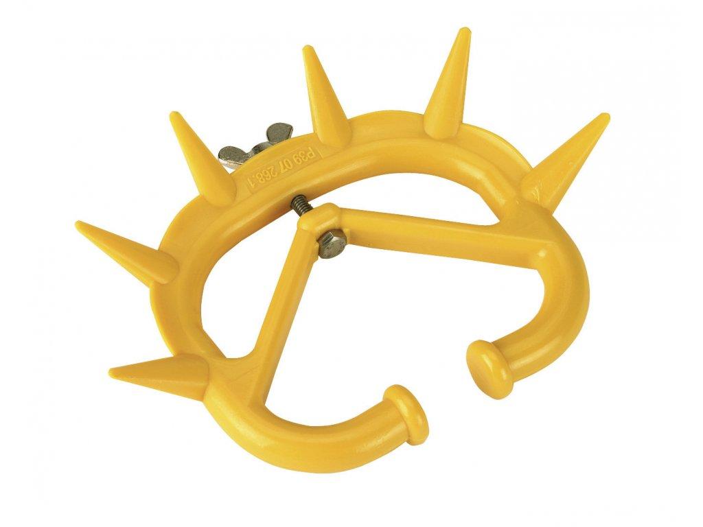 Kruh proti sání orig. Müller střední plastový, žlutý
