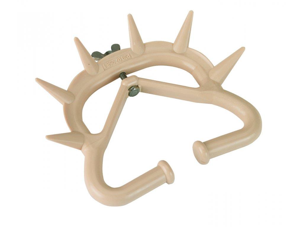 Kruh proti sání orig. Müller, velký plastový, béžový