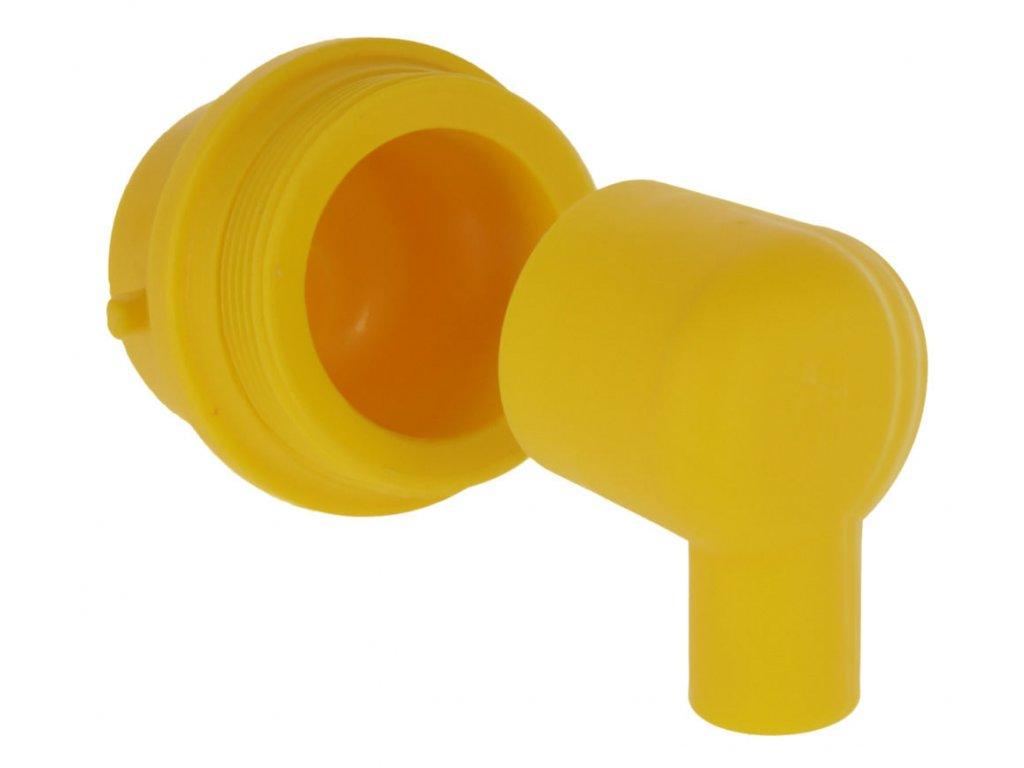 Kolínko pro hyg.ventil ke kbelíku 14210-zelený, 5ks/bal