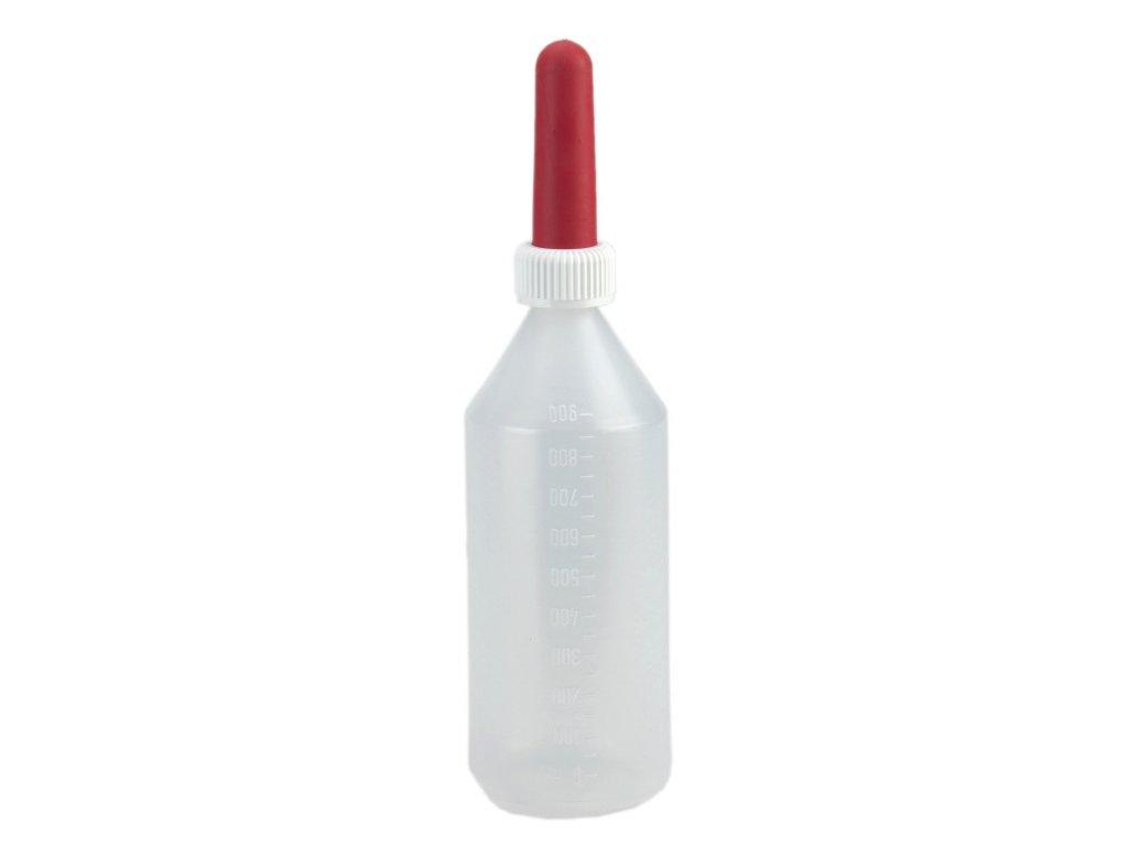 Láhev krmná plastová GEWA, 1l