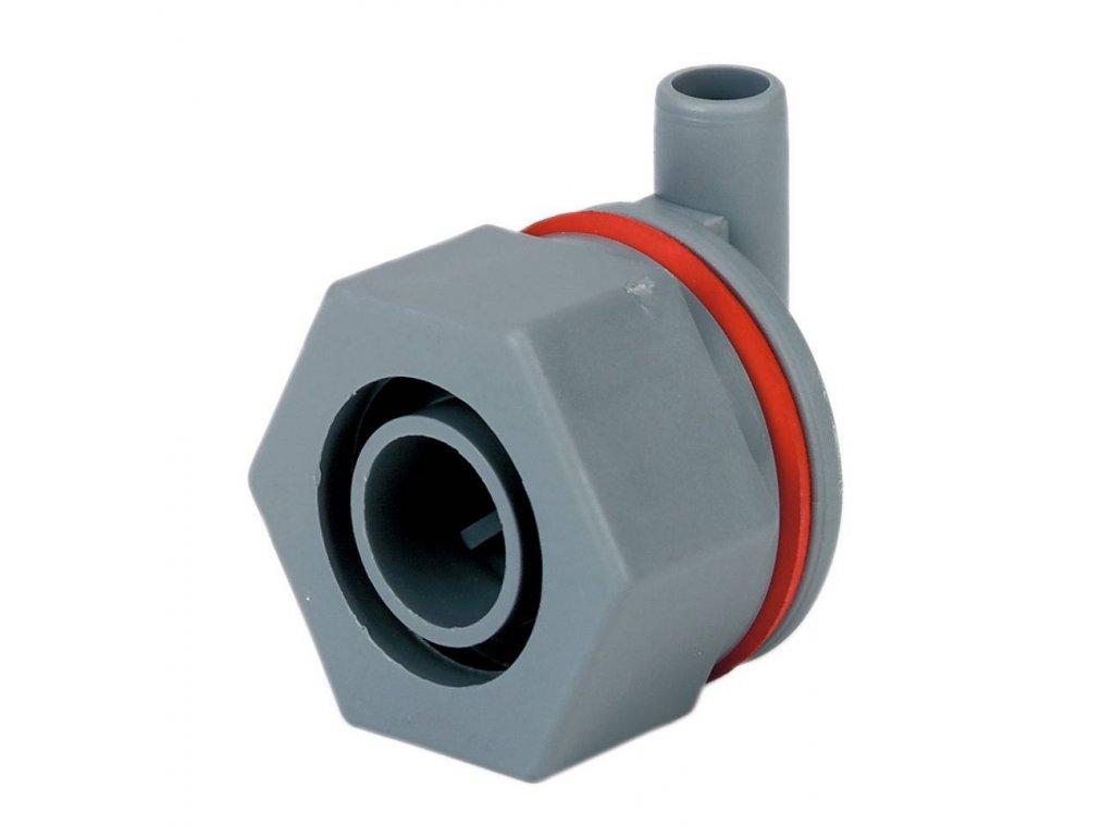 Ventil kuličkový pro 144-0 + dudlík 100mm červený