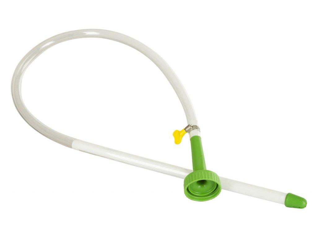 Flexibilní sonda se šroubovacím závitem