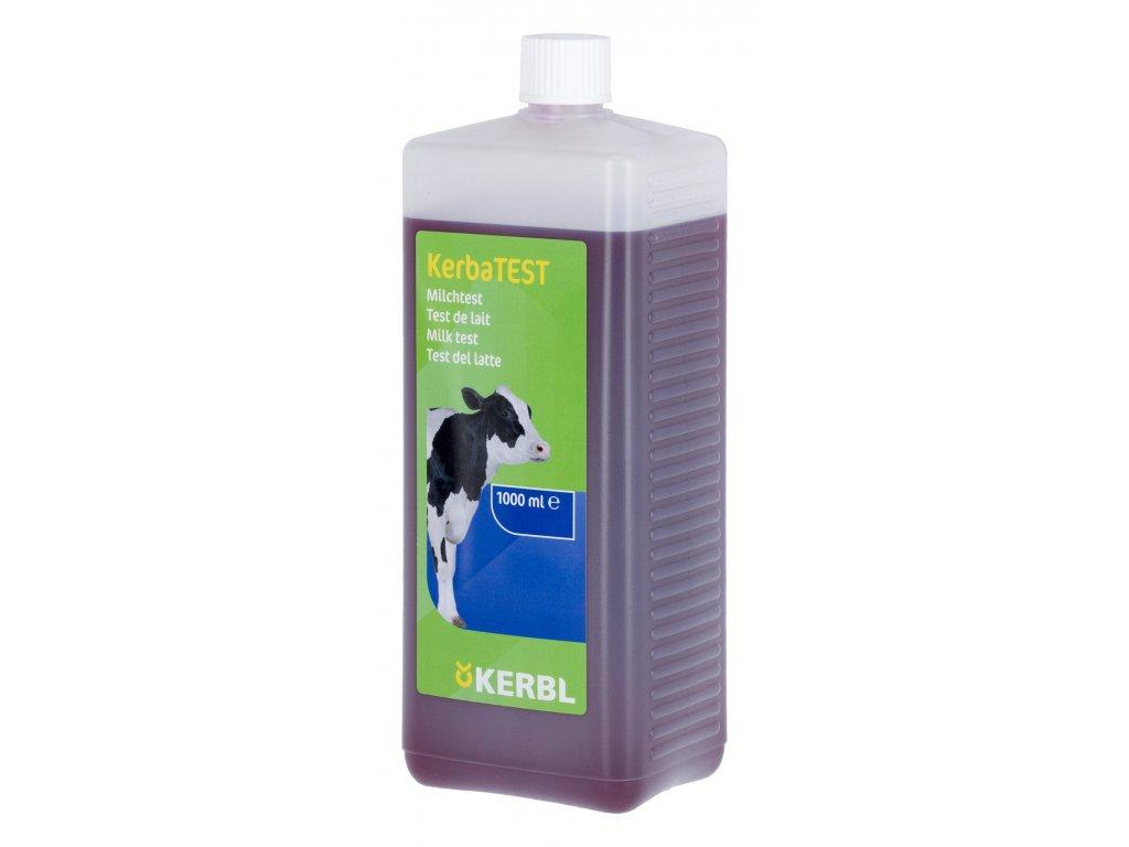 Test mléka KerbaTEST