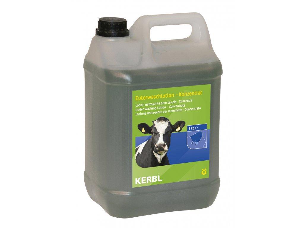 Mycí mléko na vemeno před dojením KERBA 5kg