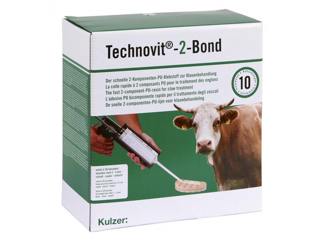 Technovit-2-Bondset 10x nášlapka vč. pistole