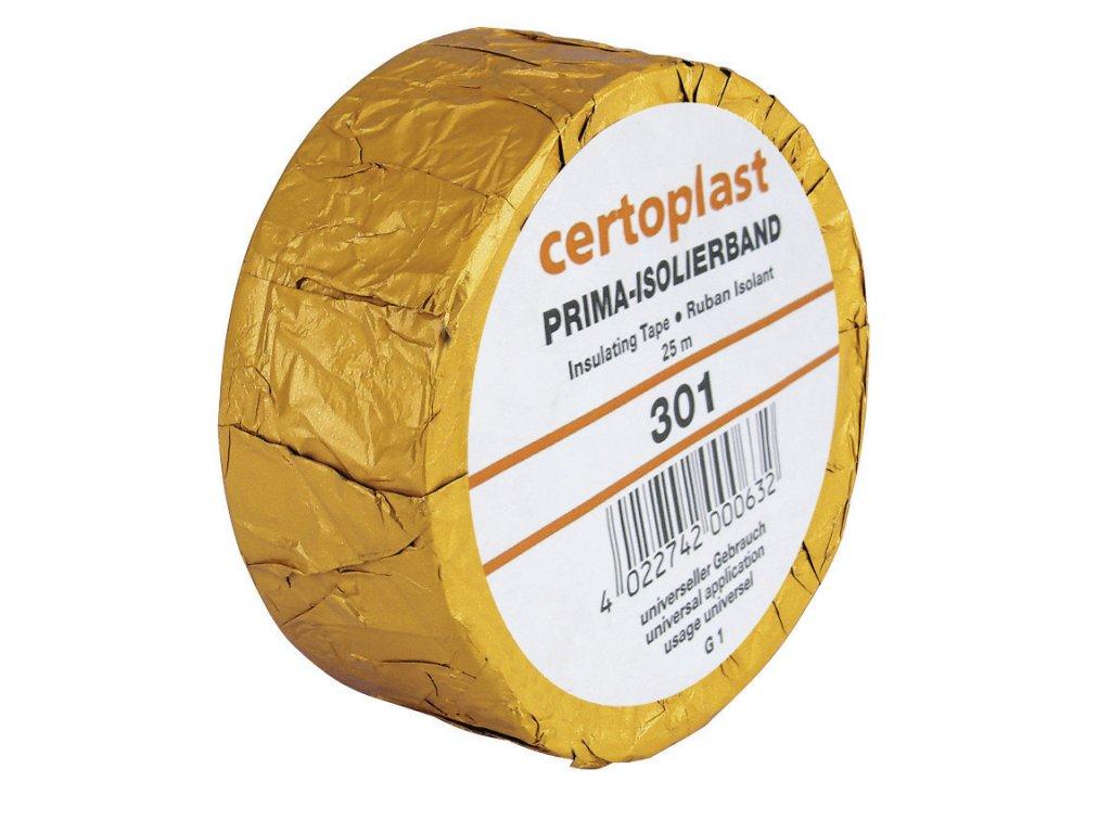 Páska dehtová Certoplast, 25m x 4.5cm