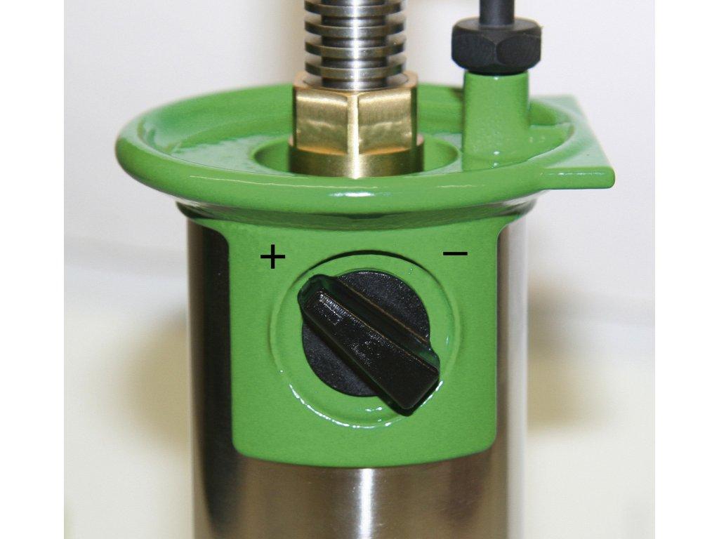 Odrohovač plynový Buddex 20mm hrot