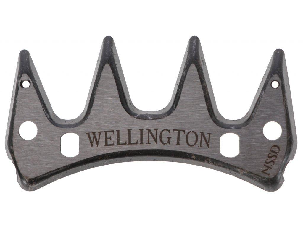 Náhradní nože Wellington 4 zuby, horní