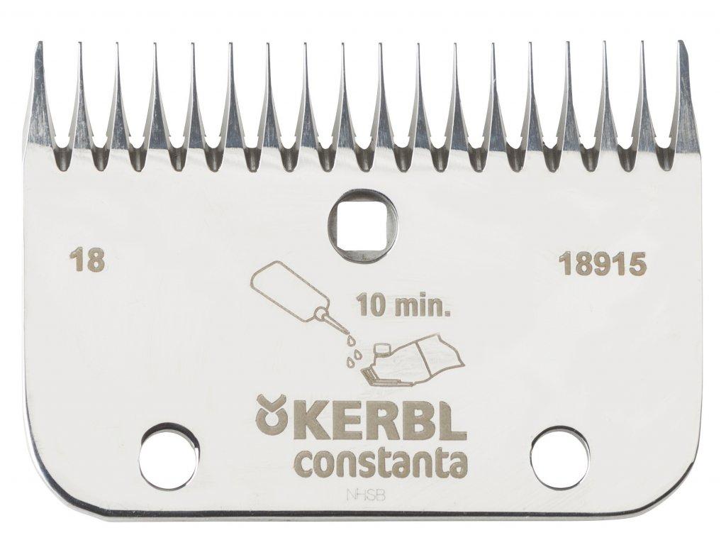 Náhradní sada nožů R6 24/18 zubů k 18940, 18949