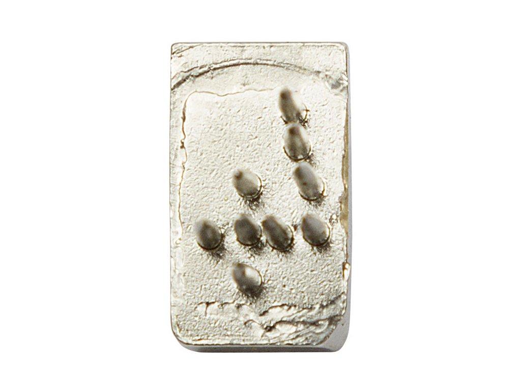 Tetovací číslo, špice, 7mm, jednotlivé - číslice 4