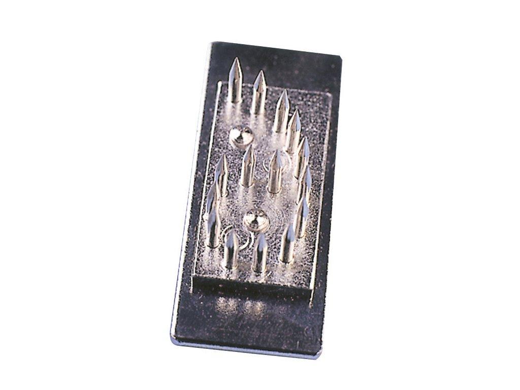 Tetovací číslo 30mm, jednotlivé - číslice 0