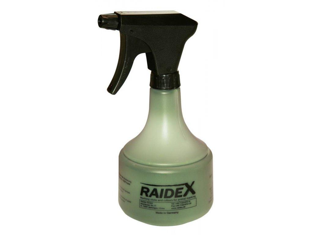 RAIDEX FastMark 500ml, zelený, vč.dávkovače