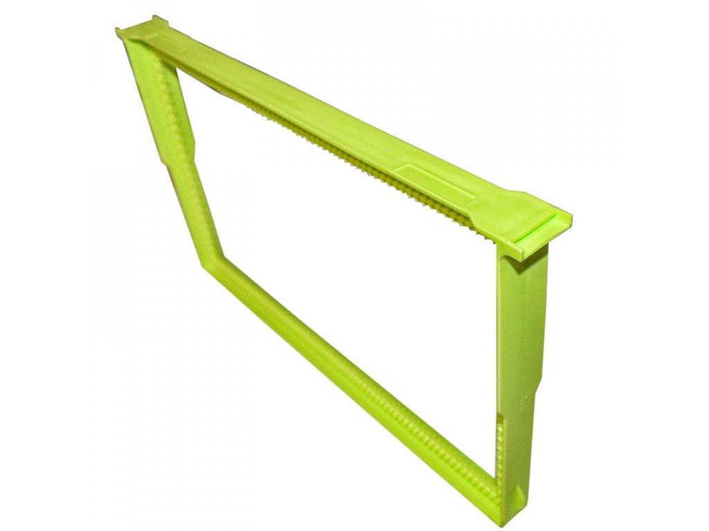 zelený thermo rámek
