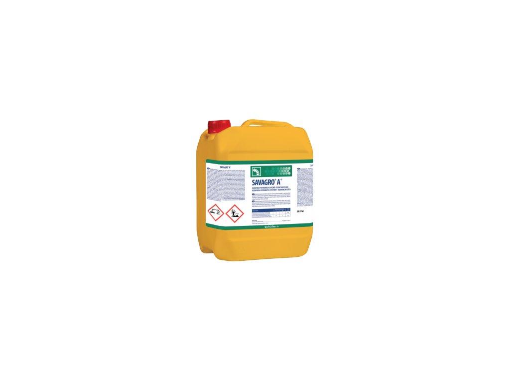 Hygiena dojících zařízení Savagro A+ 15 kg