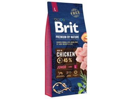 brit junior l 15
