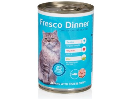 fresco dinner ryba