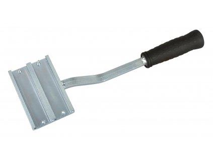 Značkovací kladivo, 20mm, příčné řádky, 2 řady, 12 míst