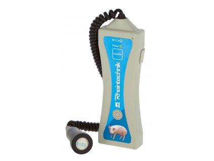 Ultrazvuk pro měření březosti pro prasnice, sonda