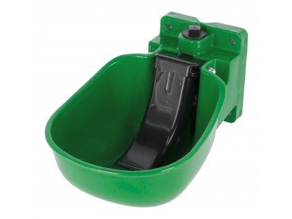 Nízkotlaká misková jazyková napaječka KN50 plastová, zelená