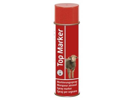 Značkovací spray TopMarker pro ovce 500ml,