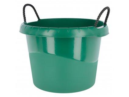 Vědro na vodu a píci 45l, zelené