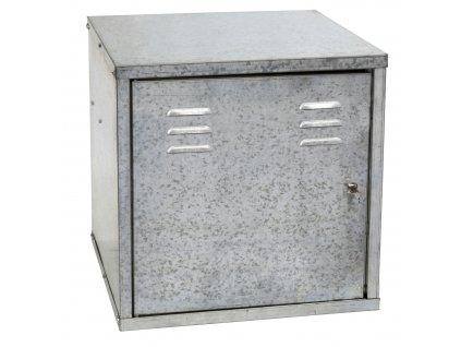 Nástavec na skříň pro uložení sedla 60 x 60 x 60 cm