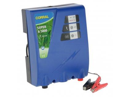 Ohradníkový zdroj Corral Super A5000