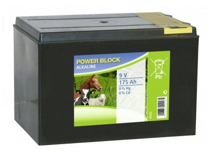 Suchá baterie ALKALINE Dry, 170Ah