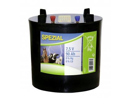 Suchá baterie zinek - uhlík 7,5 V, 90 Ah
