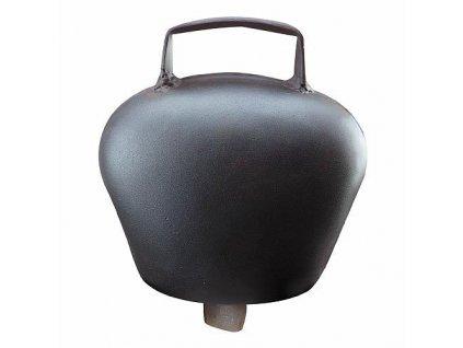 Zvonec plechový-mosazný, 75mm