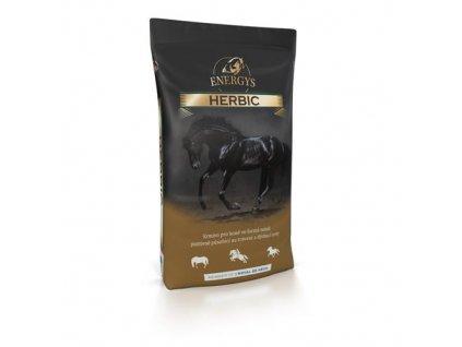 Müsli pro koně Energys HERBIC, 20 kg