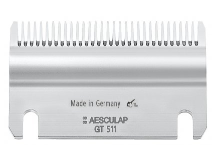Stříhací nůž Aesculap Econom, spodní, 1mm, 31 zubů