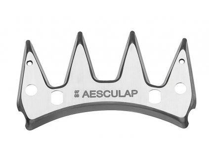 Náhradní nože horní 4z k sříh. strojku Aesculap EcocomII a Equipe