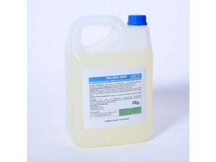 Neparfémované tekuté mýdlo pro mytí rukou Polana MDR, koncentrát, 5 kg