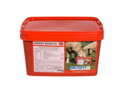 Liz Boostyx pro všechny přežvýkavce (2 měsíce před reprodukci bahnic a koz) 22.5kg