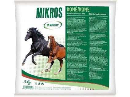 mikros koně