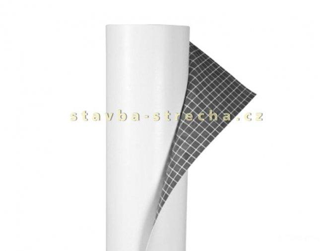 Bazénová PVC fólie, potištěná s plastickým lakovaným povrchem, SOPREMAPOOL 3D